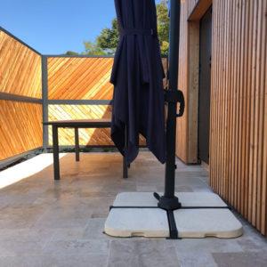 21 m² terrace